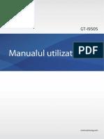 Manual Samsung s4