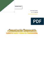 Resumen analitico Los elementos claves y modos de comunicación