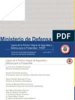 Logros Sector Defensa