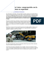 Minera Santa Luisa LISTO