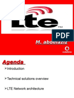 LTE Introduction 2011 M.abdelaziz
