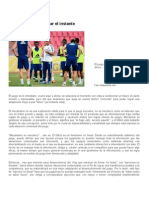 Lecturas Sobre El Futbol