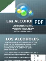 Alcohol - Importancia y Efesctos