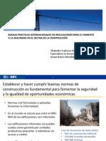 EXP 12 La Paz- Buenas Prácticas Internacionales