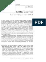 Cheikh Oumar Foutiyu Tall_et Tijaniyya