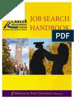 CDC Job Search Handbook 2015