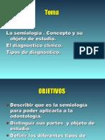 Conf i Semiologia y Diagnostico Clinico