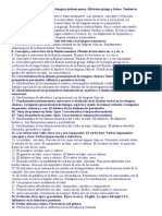 Temario Latin oPosiciones