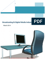 Broadcasting Digital Media Industry in India - Full Report.pdf
