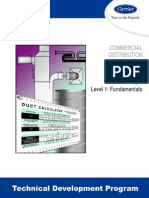 12-Duct Design Level 1 Fundamental (TDP-504)