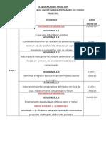 Cronograma de Entrega Das Atividades Do Curso Agosto