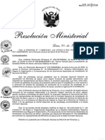Rm069-2012-Minsa Modifican Comision de Acreditacion