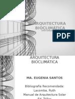 Arq Bioclimatica i