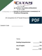 Test_V_grade_sample_key-1.pdf