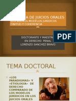 Conferencia Reformas de Juicios Orales