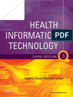 Health Information Technology 2014