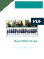 Plan Estratégico ANSPE 2015