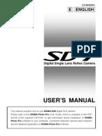 SD9 Users Manual Engl