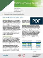 Maxta MxSP for VMware