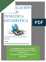Compilado Estadistica Tis