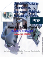 Assistência Técnica Em Computadores, Impressoras, Notebooks