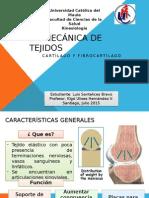 Biomecanica Del Cartilago y Fibrocartilago