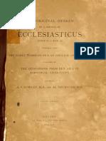 Cowley-The Original Hebrew of portion of Ecclesiasticus.pdf