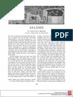 Salome in Art