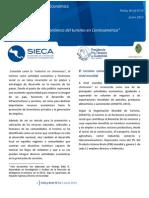El papel económico del turismo en Centroamérica