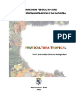 Fruticultura Tropical