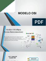 Capas del modelo OSI y TCP/IP