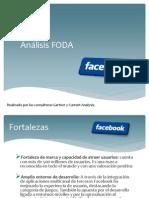 Análisis FODA Facebook