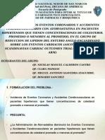 Ensayos clinicos - Presentación