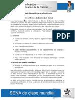 Actividad RESUELTA de Aprendizaje Unidad 1 Generalidades de La Planificacion