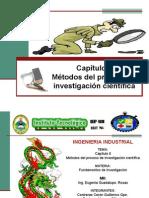Capitulo 6 Metodos Del Proceso de Investigacion Cientifica - Copia