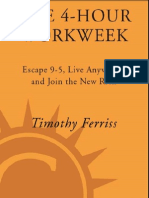 Timothy Ferriss - The 4-Hour Workweek