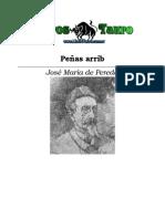 Pereda, Jose Maria de - Peñas Arriba