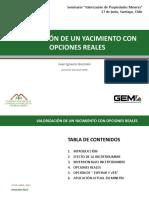 4 - Valorizacion Opciones Reales - JI Guzman - GEM (1)