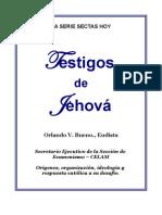 La Secta de Los Testigos de Jehova