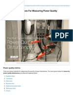 Electrical-Engineering-portal.com-The Most Typical Indices for Measuring Power Quality Disturbances