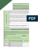 Instrumento Valoración de Proceso Segundo Informe