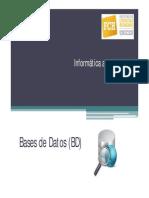 Bases de Datos-TeoríaFCH2015