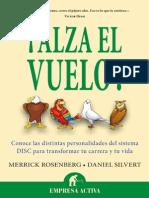 !Alza El Vuelo! (Spanish Edition) - Merrick Rosenberg