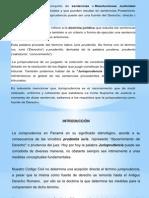 Diapositivas Jurisprudencia Delitos Contra El Patrimonio
