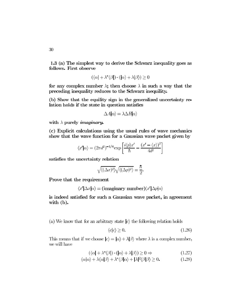 solution manual for modern quantum mechanics 2nd edition by sakurai