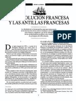 La revolución francesa y las antillas