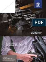 FNH Firearms Catalog 2015