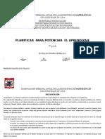 Dosificación Anual  Semanal de Matemáticas 3er. Grado de Secundaria .2015-2016