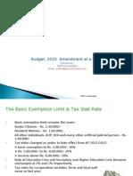 Budget,2010 Incometax