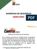 BARRERAS de SEGURIDAD - Ing Ana Carolina Monterrey Guerrero